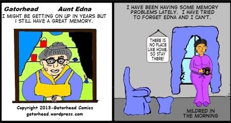 Not So Precious Memories
